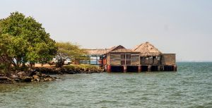 माराकायव्हो सरोवर (Maracaibo Lake)