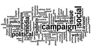 राजकीय संसूचन (Political Communication)