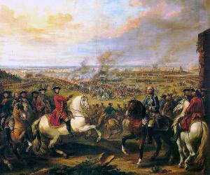 ऑस्ट्रियन वारसा युद्ध (War of the Austrian Succession)