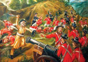 इंग्रज-गुरखा युद्धे (Anglo-Gurakha War) (Anglo-Nepalese War)