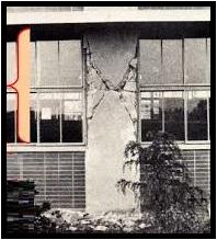 भूकंपाचे लघू स्तंभावर होणारे परिणाम (Effects of the earthquake on the short columns)