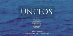 सागरी सीमा कायदा (The Law of The Sea)