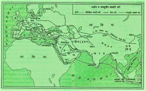 Read more about the article व्यापारी मार्ग (Trade Routes)