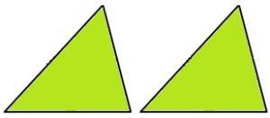 Read more about the article त्रिकोण एकरूपतेच्या कसोट्या (Triangle Congruency Test)