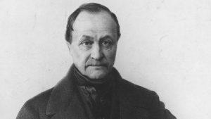 ऑग्यूस्त काँत (Auguste Comte)