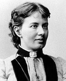 सोफिया कव्हल्येव्हस्कइ (Sofya Kovalevskaya)