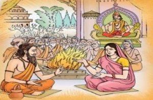 Read more about the article वैदिक वाङ्मयातील स्त्री-कवयित्री (Poetesses of vedik literature)