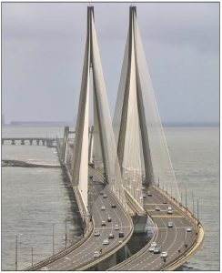 उल्लेखनीय पूल ( Notable Bridges)