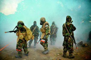 जैविक युद्ध (Biological Warfare)