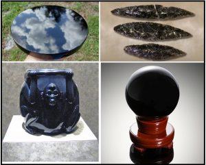 ऑब्सिडियन हायड्रेशन (ज्वालाकाच जलसंयोग) कालमापन (Obsidian Hydration Dating)