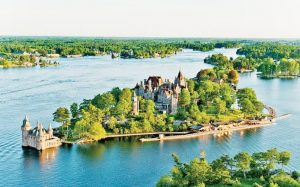 सेंट लॉरेन्स नदी (Saint Lawrence River)