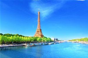 सेन नदी (Seine River)