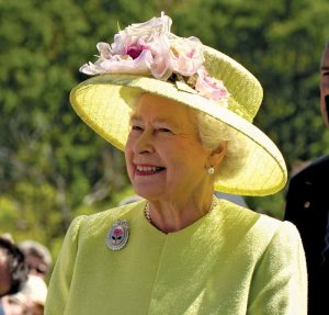एलिझाबेथ, दुसरी (Elizabeth II)