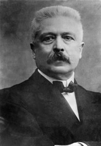 व्हीत्तॉर्यो एमान्वेअले ओर्लांदो (Vittorio Emanuele Orlando)