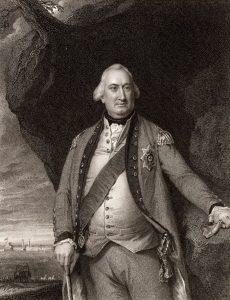 लॉर्ड चार्ल्स कॉर्नवॉलिस (Charles Cornwallis, 1st Marquess Cornwallis)