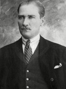 केमाल आतातुर्क (Mustafa Kemal Ataturk)