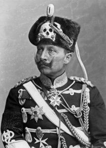 कैसर विल्यम, दुसरा (Wilhelm II, German Emperor)