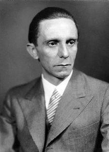 योझेफ पाउल गोबेल्स (Joseph Goebbels)