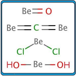 बेरिलियम  संयुगे (Beryllium compounds)