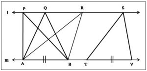 Read more about the article त्रिकोणाचे क्षेत्रफळ (Area of Triangle)