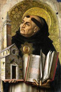 थॉमस अक्वायनस (Thomas Aquinas)