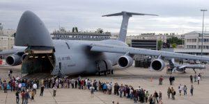 हवाई परिवहन कारवाया (Air Transportation Operations)