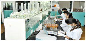 पर्यावरण प्रयोगशाळा (Environmental Laboratory)