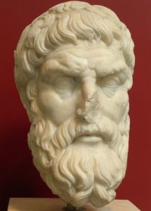 Read more about the article एपिक्यूरस (Epicurus)