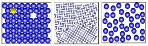 अब्जांश स्फटिक संरचना (Structure of Nanocrystals)