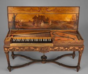 क्लॅव्हिकॉर्ड(Clavichord)
