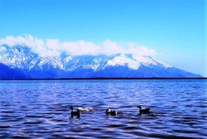 वुलर सरोवर (Wular Lake)