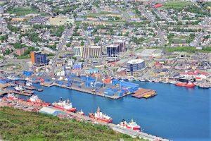 सेंट जॉन्स शहर (Saint John's City)