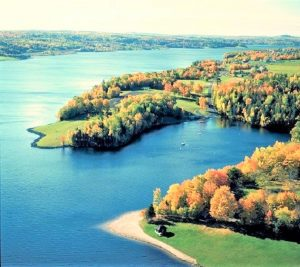 सेंट जॉन नदी (Saint John River)