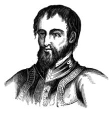 एर्नांदो सोतो दे (Hernando Soto de)
