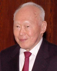 Read more about the article ली क्वॉन यू (Lee Kuan Yew)
