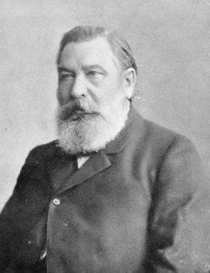 हाइन्रिख फोन ट्राइश्के (Heinrich von Treitschke)