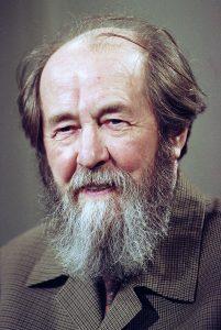 Read more about the article आलेक्सांद्र सोल्झेनित्सीन (Aleksandr Solzhenitsyn)