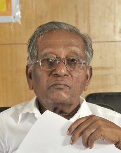 डी.सेल्व्हराज (D. Selvaraj)