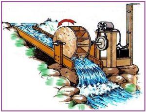 पाणचक्की (Water Turbine)