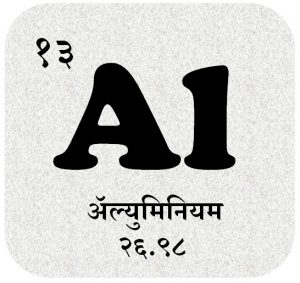 Read more about the article ॲल्युमिनियम (Aluminium)