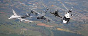 हवाई-अवकाश सामरिक कारवाया (Aerospace Operations)