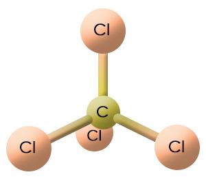 कार्बन टेट्राक्लोराइड (Carbon tetrachloride)