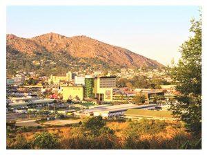 एम्बाबाने शहर (Mbabane City)