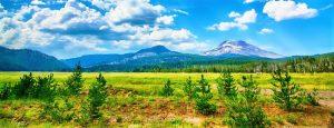 कॅस्केड पर्वतश्रेणी (Cascade Mountain Range)