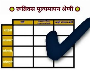 Read more about the article रूब्रिक्स (Rubrics)