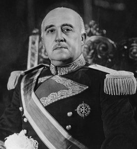 Read more about the article फ्रॅन्सिस्कोफ्रँको(Francisco Franco)