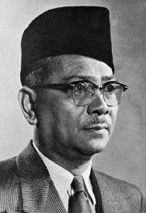 तुंकू अब्दुल रहमान (Tunku Abdul Rahman Putra Alhaj)
