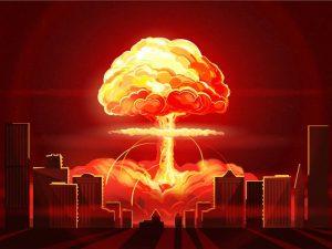 किरणोत्सर्गी अवपात (Radioactive fallout)