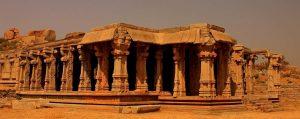 Read more about the article विजयनगर साम्राज्यकालीन मंदिरे – भाग २ (Temples of Vijayanagar Dynasty – Part 2)