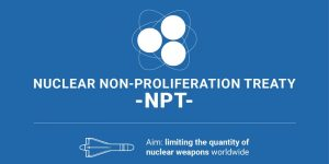 अण्वस्त्रप्रसारबंदी करार (Treaty on Non-Proliferation of Nuclear Weapons)